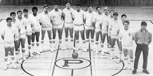 1972 Boys Basketball